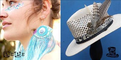 The Hat Matters & Lele Jewellery